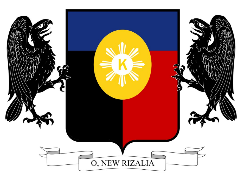 Coat of Arms of New Rizalia