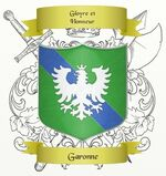 Principality of Garonne CoA