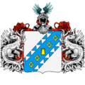 The Coat of Arms of the Prince of Westlandia
