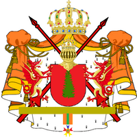 Royal Coat of Arms of Monoea PNG