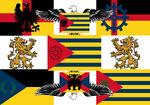 Flag of president