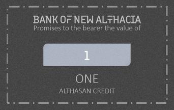 Althasan Credit Note