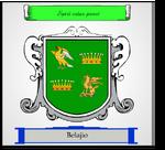 Belajio coat of arms