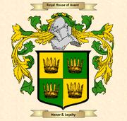Coat of arms avant