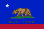 Bear Flag REpublic Flag