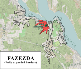 Fazezda (expanded borders)
