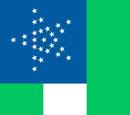 Cockatiel Empire National Flag
