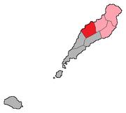 Municipalities KO 5