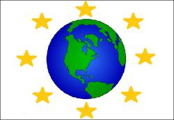 Proposed ICA Symbol & Flag