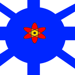 The 1st Flag of Jakania