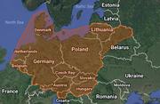 Karte von Reich
