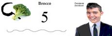 5 Broccos