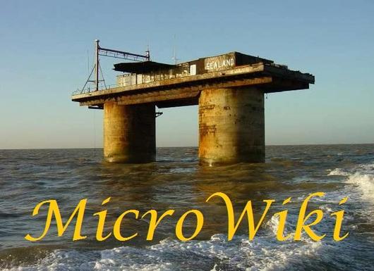 Микропедия лого
