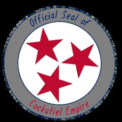 The new Cockatiel Empire Seal