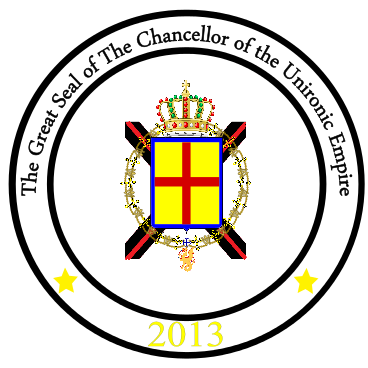 File:Great Seal of The Chancellor of the Unironic Empire.png