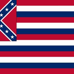 Flag of the Silver Cockatiel Republican Party