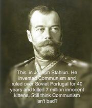 Tsar meme