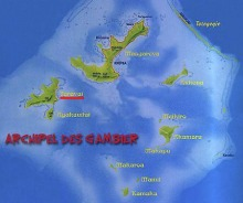 Map of taravai