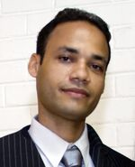 Portrait of Anderson Paiva