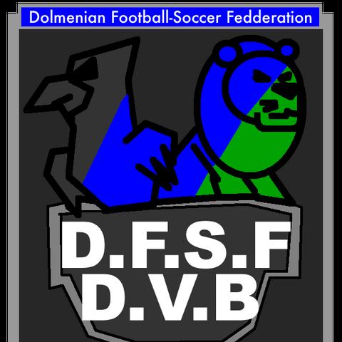 Dolmenian Football-Soccer Federation -  logo 2