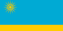Flag of the Princepality of Comtat