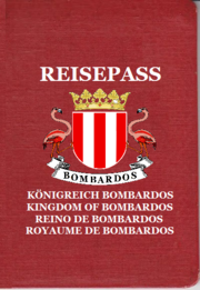 Passport Bombardos