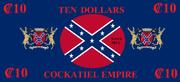 Ten Cockatiel Dollars