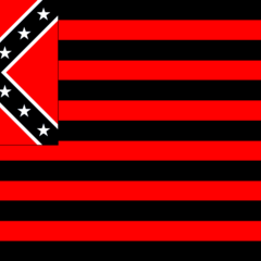 Flag of the Cockatiel Socialist Party (CSP)