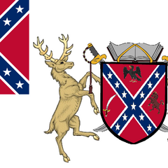 The Flag of the Vice President of the Cockatiel Empire