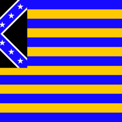 Flag of the Free-Cockatiel Party (FCP)