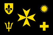 Flag of the Military of Sancti Imperii ex Skywalkistan