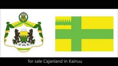 Who wants to be the king of the Cajanland?