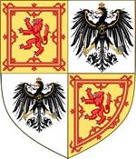 Royal Arms of the Kingdom of Scotland (1603-1707)
