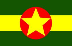 Mediterranean Pirates Flag