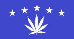 Kannabismaan lippu
