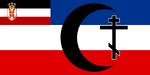 Mouzeliot Hasanistan Flag