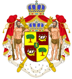 Coat of Arms of the Kingdom of Woodland (PNG)