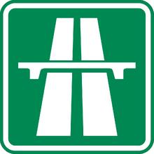 Highway Stencil