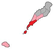 Municipalities KO 2