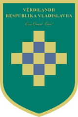 Coat of arms of Vladislavia