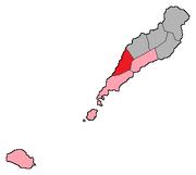 Municipalities KO 4