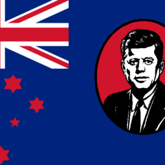 2nd State Flag of Kennedy
