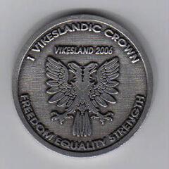 Vikeslandic Crown