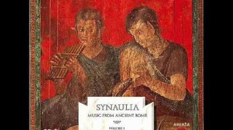 Ancient Roman Music - Synaulia V
