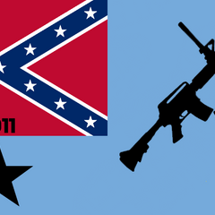 New War Flag. Made in 2014