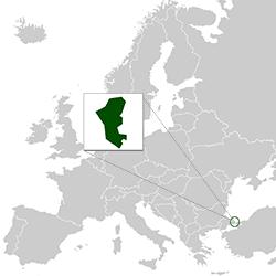 Hödükistan Map