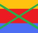 Historic Flags of the Cockatiel Empire
