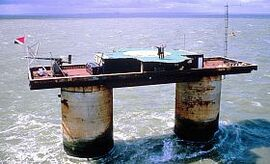 Sealand fortress