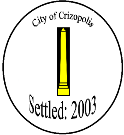 City of Crizopolis Seal