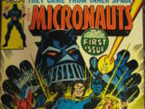 Micronauts, Vol. 1, No. 01